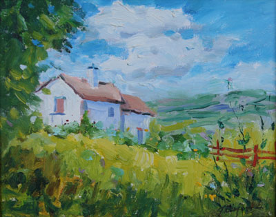 Oil Paintings By Jim Reagan Dover NH